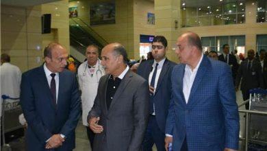 Photo of وزير الطيران يهنئ العاملين بمطار برج العرب بالحصول على شهادة تجديد الأيزو