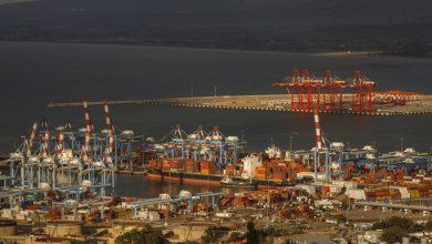 "Photo of ""موانئ دبي العالمية"" تقترب من شراء ميناء حيفا.. والأتراك حانقون"
