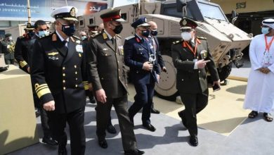 Photo of وزير الدفاع يعود إلى أرض الوطن بعد مشاركته في معرض (ايديكس) بالإمارات