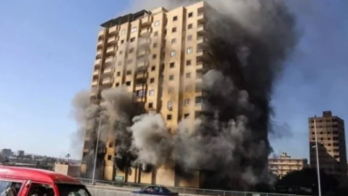 Photo of كارثة في فيصل .. برج سكني يحترق لمدة 45 ساعة
