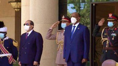Photo of البرهان: زيارة الرئيس السيسي دعم وسند حقيقي للسودان