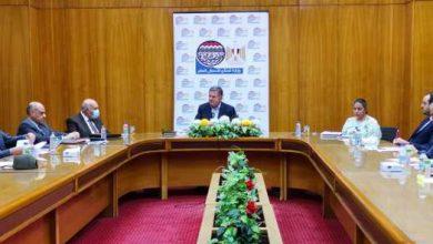 """Photo of وزير قطاع الأعمال: شركة جديدة لتسويق وبيع منتجات شركات """"القابضة للغزل"""" محليا وعالميا"""