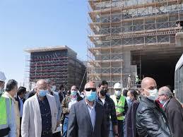 Photo of وزير النقل يتفقد أعمال تنفيذ مونوريل العاصمة الإدارية والقطار الكهربائي