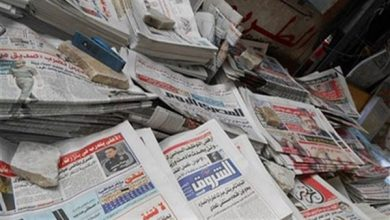 Photo of افتتاحيات الصحف تبرز جهود مصر في تطوير القرى وتوفير السلع الغذائية تزامنا مع شهر رمضان
