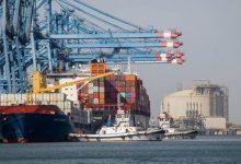 Photo of تداول 27 سفينة للحاويات والبضائع العامة بميناء دمياط