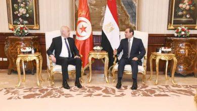 Photo of السيسي يؤكد حرص مصر على الدفع قدماً بأطر التعاون مع تونس على شتى الأصعدة