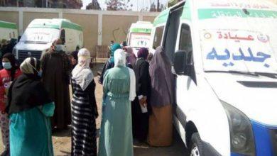 Photo of صحة الدقهلية: 5 قوافل طبية مجانية خلال شهر أبريل الجاري