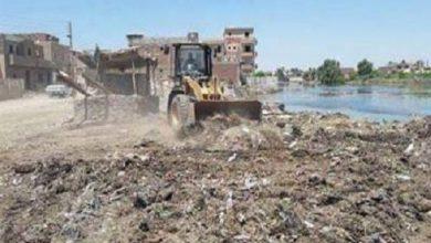 "Photo of ""الري"": إزالة 78 حالة تعد على نهر النيل في سبع محافظات"