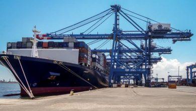 Photo of ميناء دمياط يتداول 26 سفينة للحاويات والبضائع العامة خلال 24 ساعة