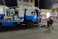 Photo of حملة لتطهير شبكات الصرف الصحي بمدينة الأقصر