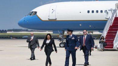 Photo of طائرة نائبة الرئيس الأمريكي ترغم على العودة بسبب عطل تقني