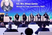 Photo of وزيرة التجارة: حريصون على دعم جهود التنمية وتحقيق التكامل الاقتصادى الاقليمى بين أسواق إفريقيا